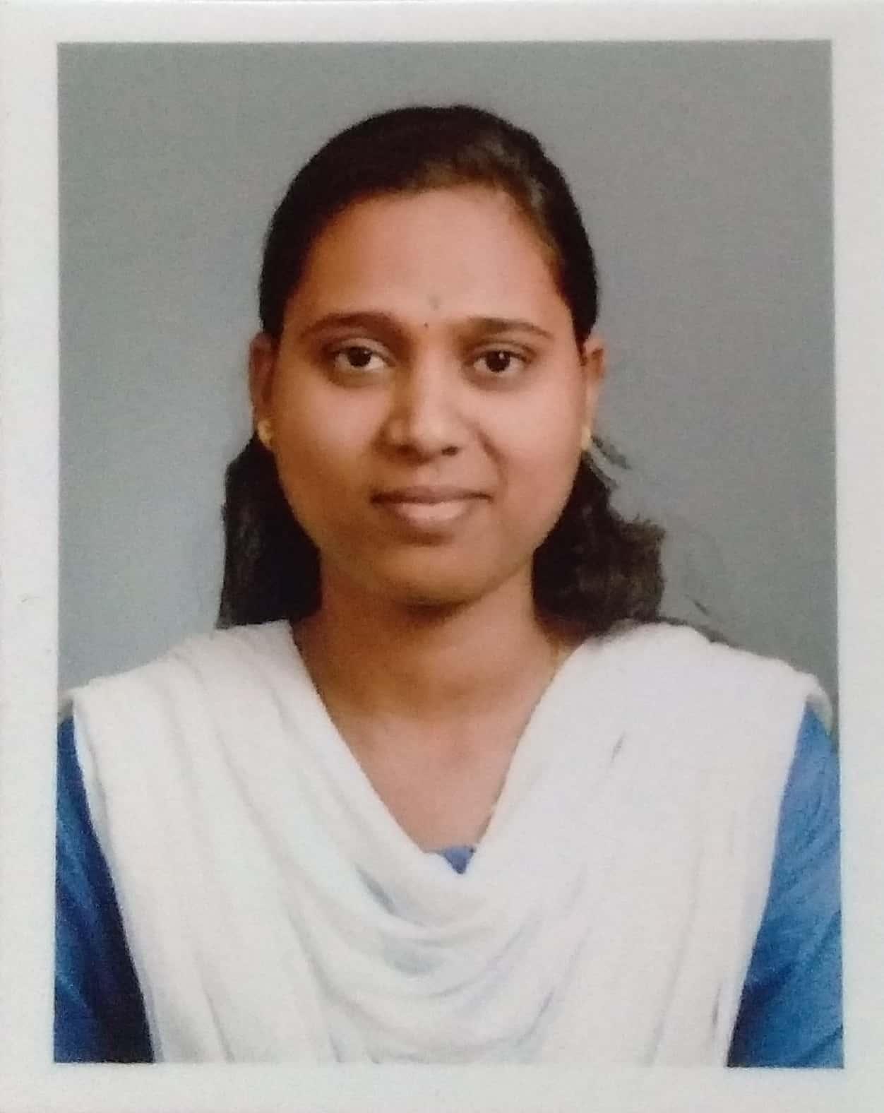 Miss. Savitri R Nagaral